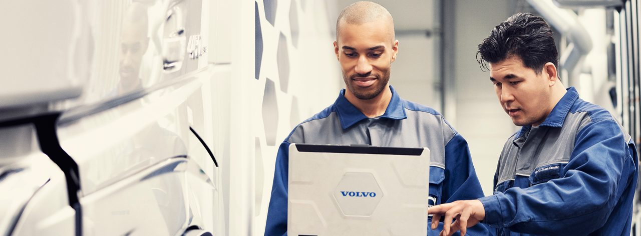 Service d'Origine Volvo