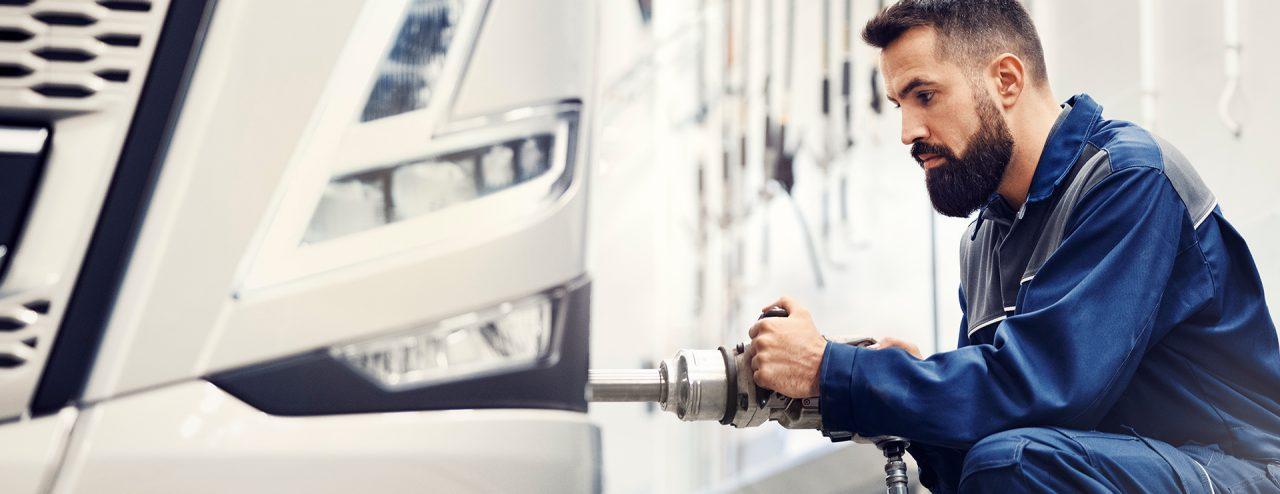 Service de gestion des pneus
